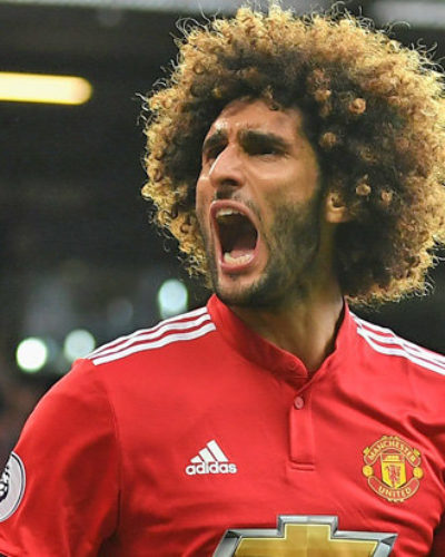 Arsenal sign Marouane Fellaini on a free transfer