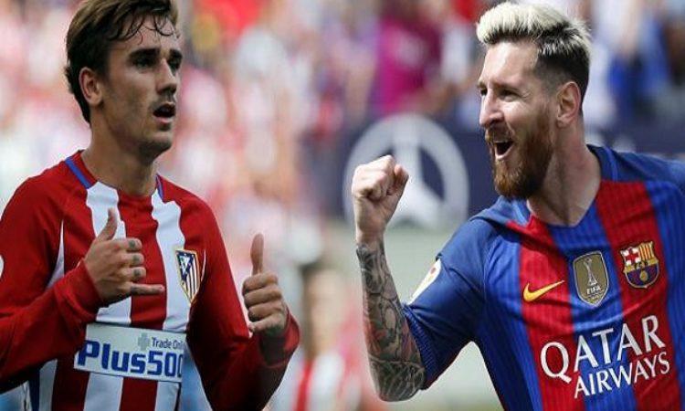 Messi Hopes Griezmann Joins Barcelona