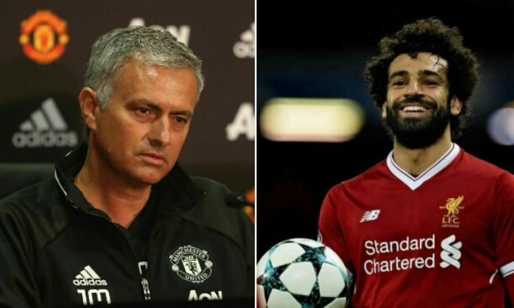 He is one of the fastest Players in the world: Mourinho praised  Salah ahead of Egypt Match