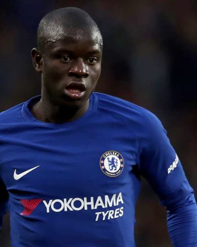 N'Golo Kante more concerned about the World Cup than his future