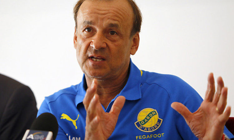 Selection Headache for Rohr as Seychelles game draws near