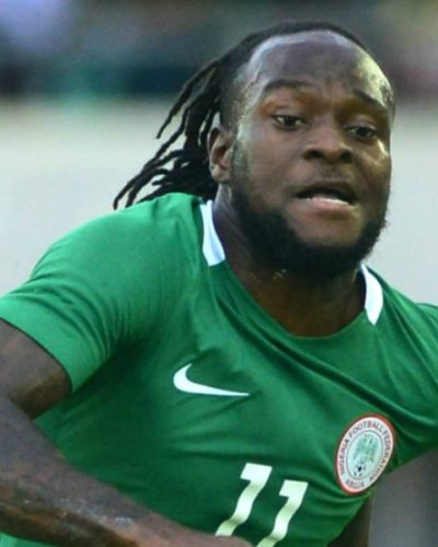 Nigeria Will win World Cup says victor Moses.