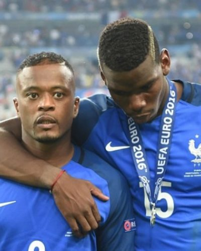 Patrice Evra backs Paul Pogba to prove critics wrong