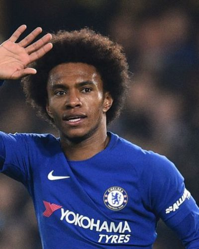Chelsea rejects Barcelona's £50m bid for Willian