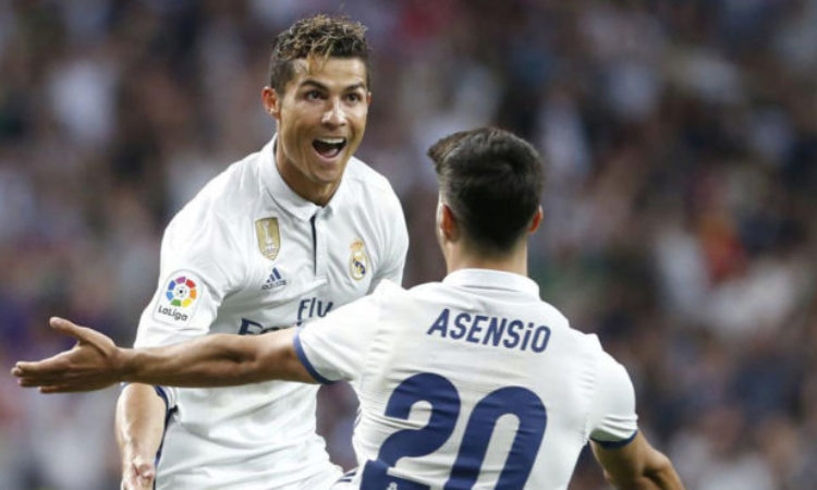 Real Madrid Without Cristiano Ronaldo-I can't imagine playing without him Said Asensio