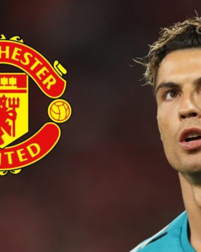 Cristiano Ronaldo's mind is made up on leaving Real Madrid; Manchester United knocking