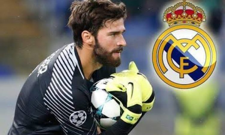 Real Madrid Agree Personal Terms With Alisson – Read Terms