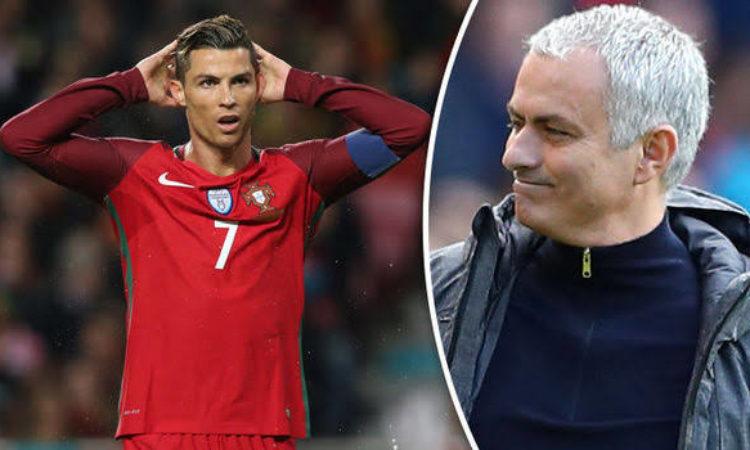Jose Mourinho Single-Handedly Praised Ronaldo