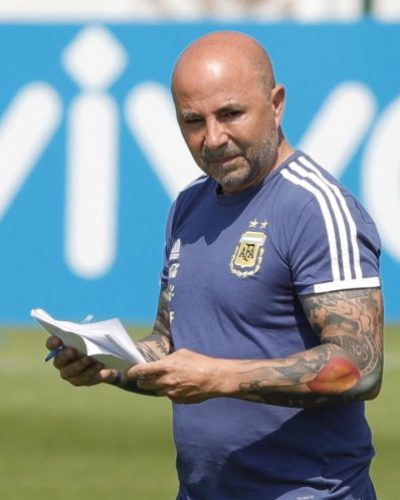 Argentina Coach under Intense pressure: Changes formation against Nigeria