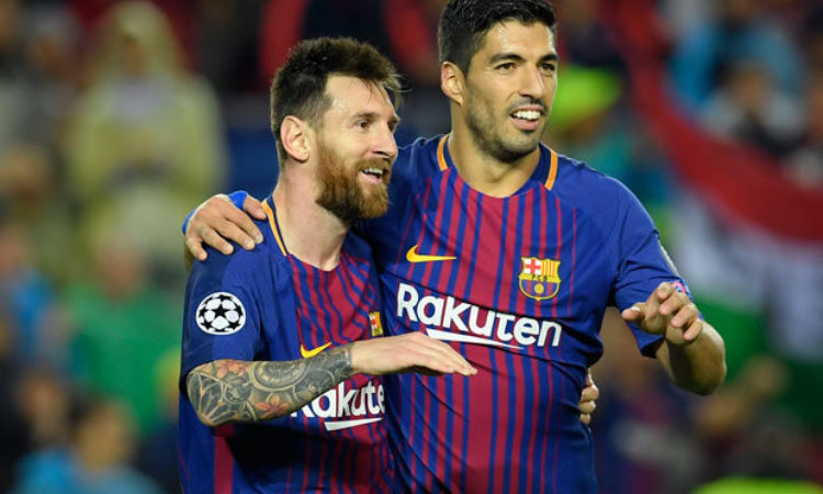 Messi and Suarez stopped Barcelona from signing Antonio Griezmann