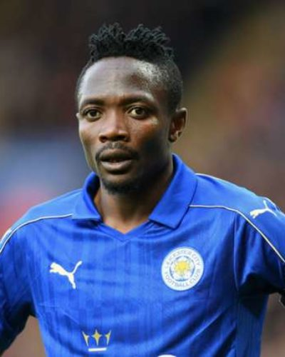Why Huddersfield move is the best for Ahmed Musa