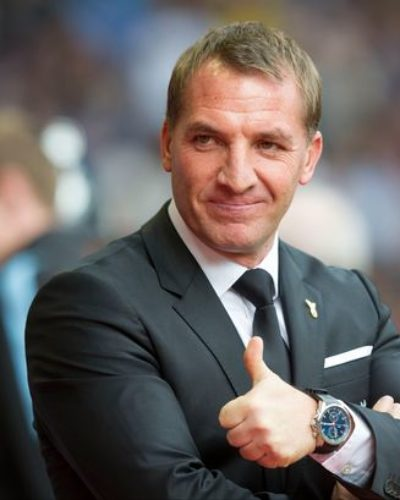 Brendan Rodgers charges his players to maintain their fitness ahead of the new season