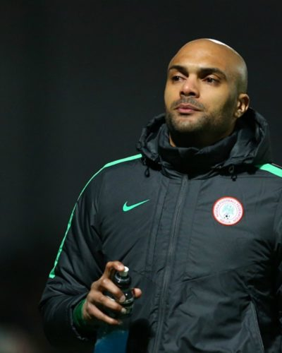 NFF to employ retired goalkeeper Carl Ikeme as Coach