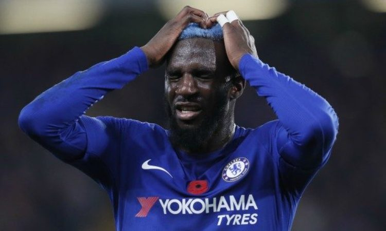 Chelsea ready to ship out Bakayoko on loan to Ac Milan
