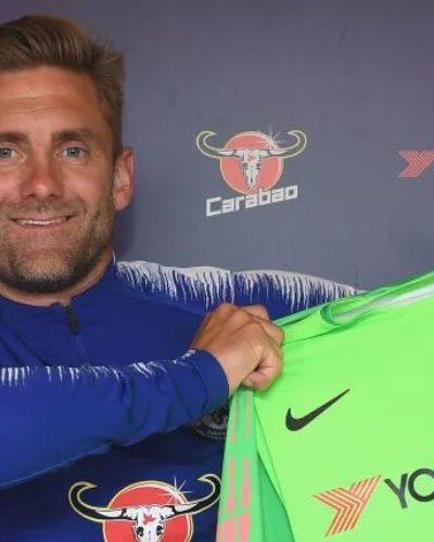 Robert Green makes shock Chelsea arrival