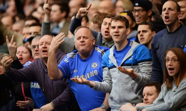 Chelsea Supporters and Management at Loggerhead over transfer