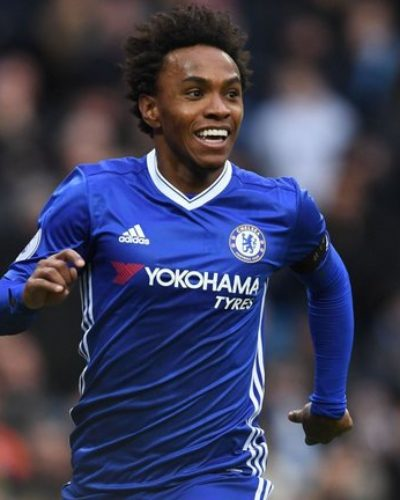 Willian to remain at the Chelsea, fit to play Man City