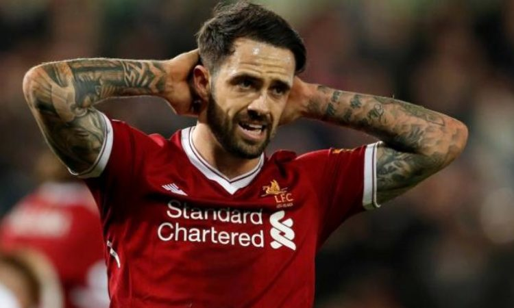 Danny Ings prepare for Liverpool exit