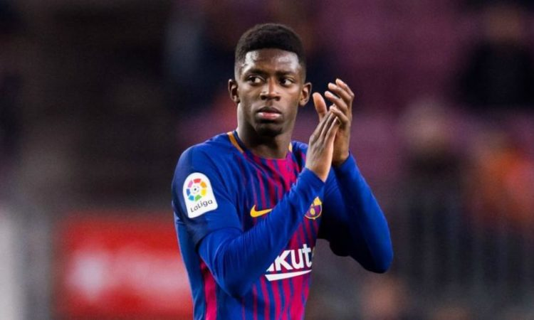 Arsenal ready to make huge money move for Ousmann Dembele