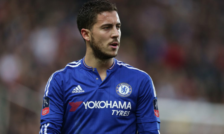 Chelsea considers United forward as possible Eden Hazard replacement