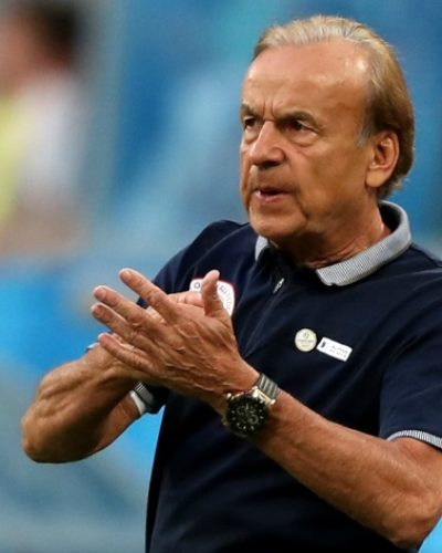 Top Nigeria Football News: Rohr: Eagles Won't Miss Ndidi Vs Bafana Bafana