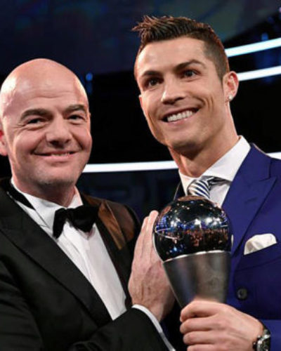 Cristiano makes us dream Says FIFA boss- La Liga must secure another Ronaldo