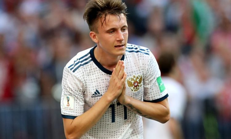Ex-CSKA Moscow manager has confirmed Chelsea's deal for Golovin