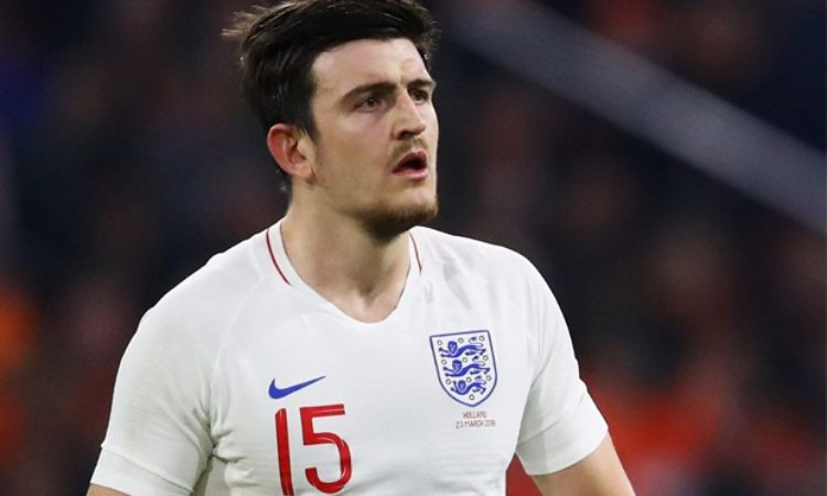 Manchester united Ready to break bank to land Harry Maguire