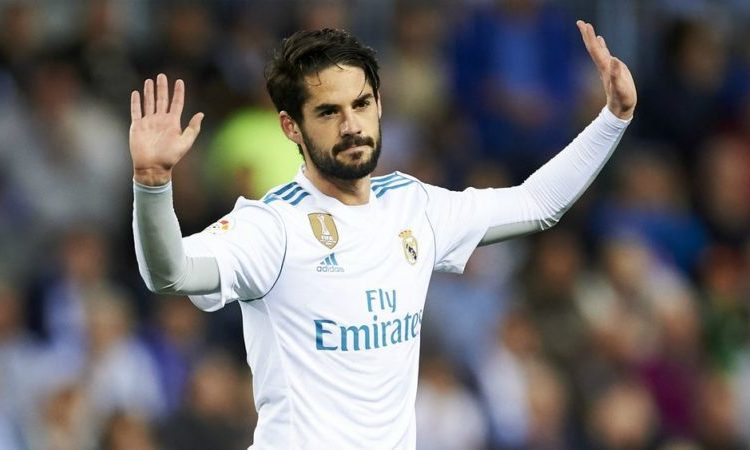 Isco rejects joining Manchester United