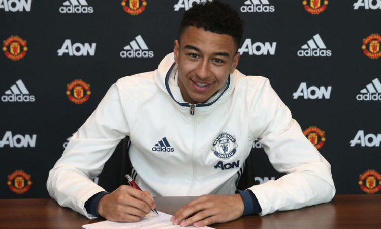 Manchester United ready to extend Jesse Lingard's Deal
