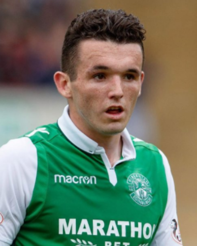 Celtic made their intention of signing John Mcginn official to Hibernian