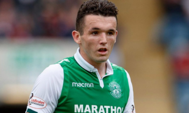 Celtic are planning to send their player in opposite direction for Hibs John McGinn