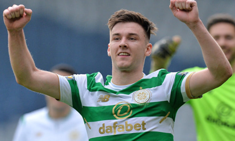 Manchester United on the verge of signing Kieran Tierney from Celtic