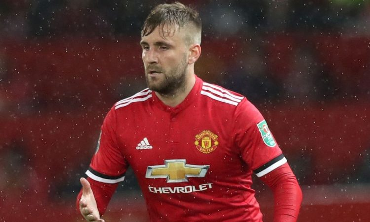 Luke Shaw wishes to last longer with Manchester United