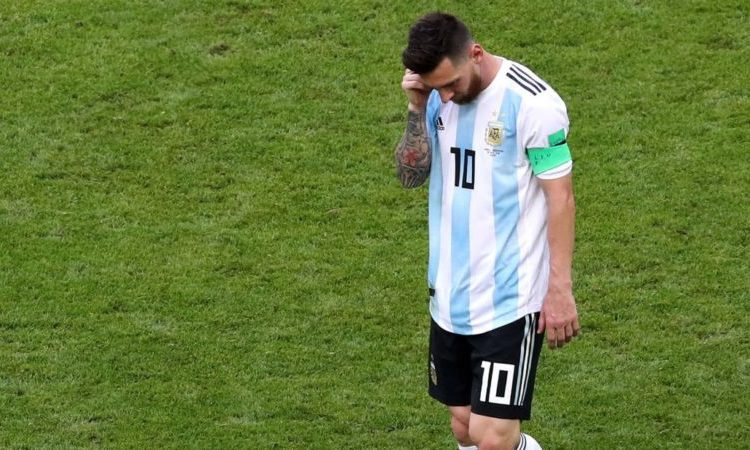Maradona compares Messi to an Argentine comedian