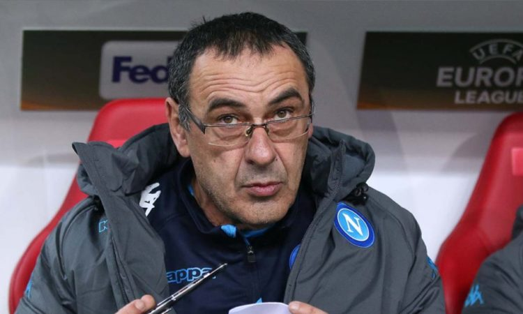 Chelsea confirms Maurizio Sarri as a new manager