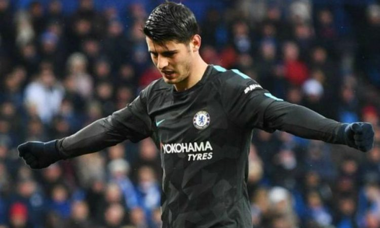 Juventus to request Morata swap in Huguain deal from Chelsea