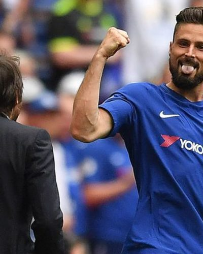 Giroud ready to fight for spot as Chelsea prepare to host Bournemouth