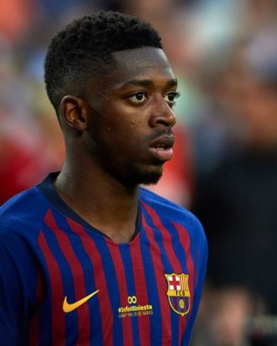 Arsenal ruled out of signing Ousmann Dembele