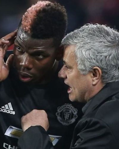 Manchester united  league domination lies in the hand of Paul Pogba form