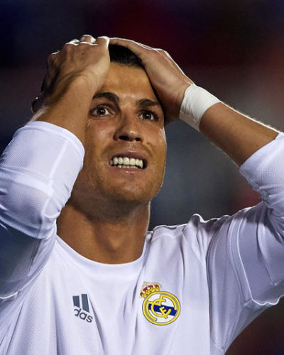 Cristiano Ronaldo pleads guilty to tax fraud-accepts suspended two-year prison sentence