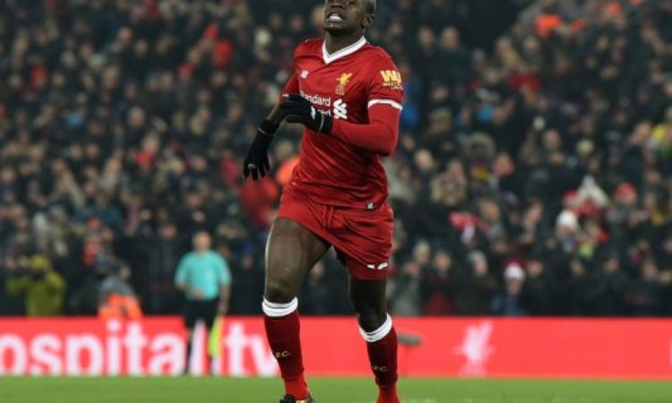 Saido Mane set for a five-year deal at Liverpool