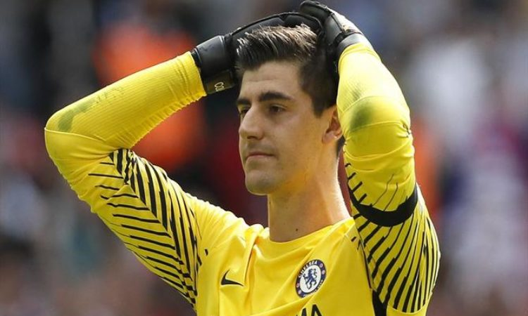 Chelsea in advanced talks with Real Madrid over Thibaut Courtois sale