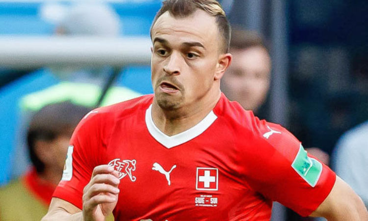 Manchester United set to challenge Liverpool to the signing of Shaqiri