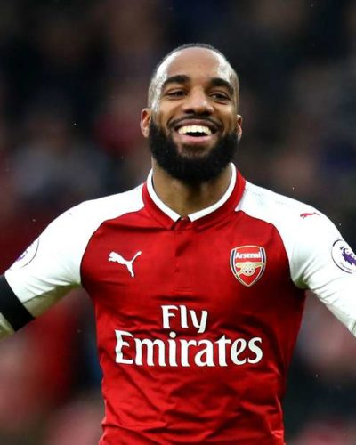 Lacazette hoping for fruitful partnership with Aubamayang