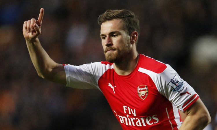 Uncertainty rocks Ramsey future at Arsenal