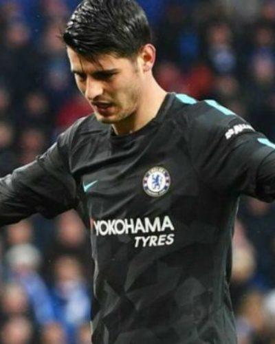 Morata is a fragile player: Sarri