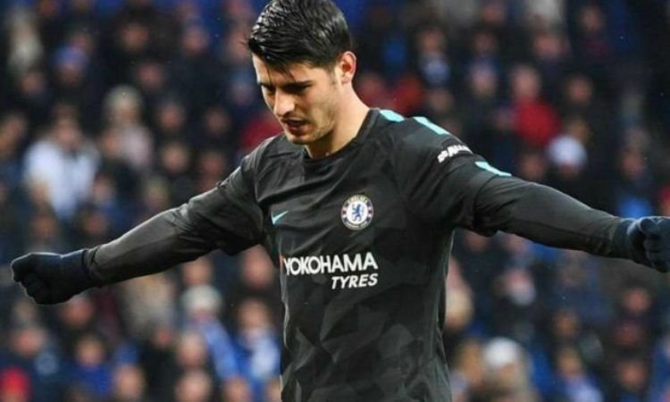 Morata is a fragile player: Sarri