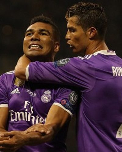 Casemiero Makes Strong Statement about Ronaldo-Tells Teammates to Forget Him