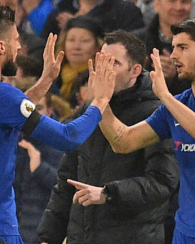 Morata and Giroud has lost the trust of Sarri: Tommy Langley